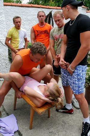 Free Gangbang Pictures